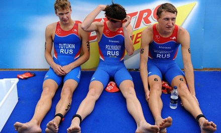 Deberán triatletas rusos demostrar su inocencia de dopaje para participar en JO y en las SMT