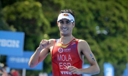 Una carrera más.- Mario Mola, sobre el triatlón de los JO Tokio 2020