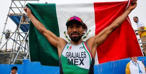 Analiza Jaime Cadaval posibilidades de subir a podio en Tokio para Grajales