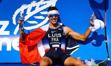 El título mundial 2020 de triatlón se podría decidir en tan sólo una carrera, según Vincent Luis
