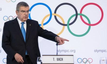 Para Thomas Bach, presidente del COI, unos JO en 2021 sin público no serían lo ideal
