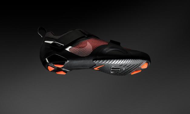 La primera zapatilla de ciclismo indoor de Nike