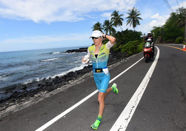 Tiene Haug planes a futuro, pero todos son referentes al triatlón y seguir al máximo nivel