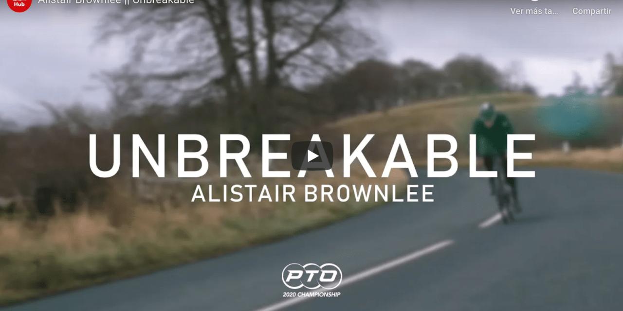 Alistair Brownlee || Unbreakable