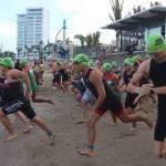 Mazatlán se prepara para recibir el tradicional Triatlón de Mazatlán el próximo 14 de marzo