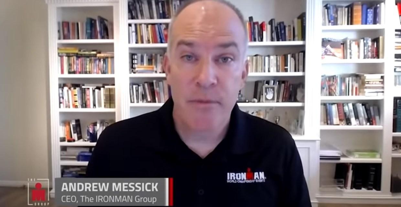 Pronostica Andrew Messick que las pruebas IRONMAN regresarían hasta el verano