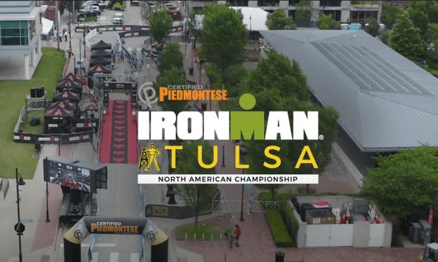 IRONMAN Tulsa Pro Race