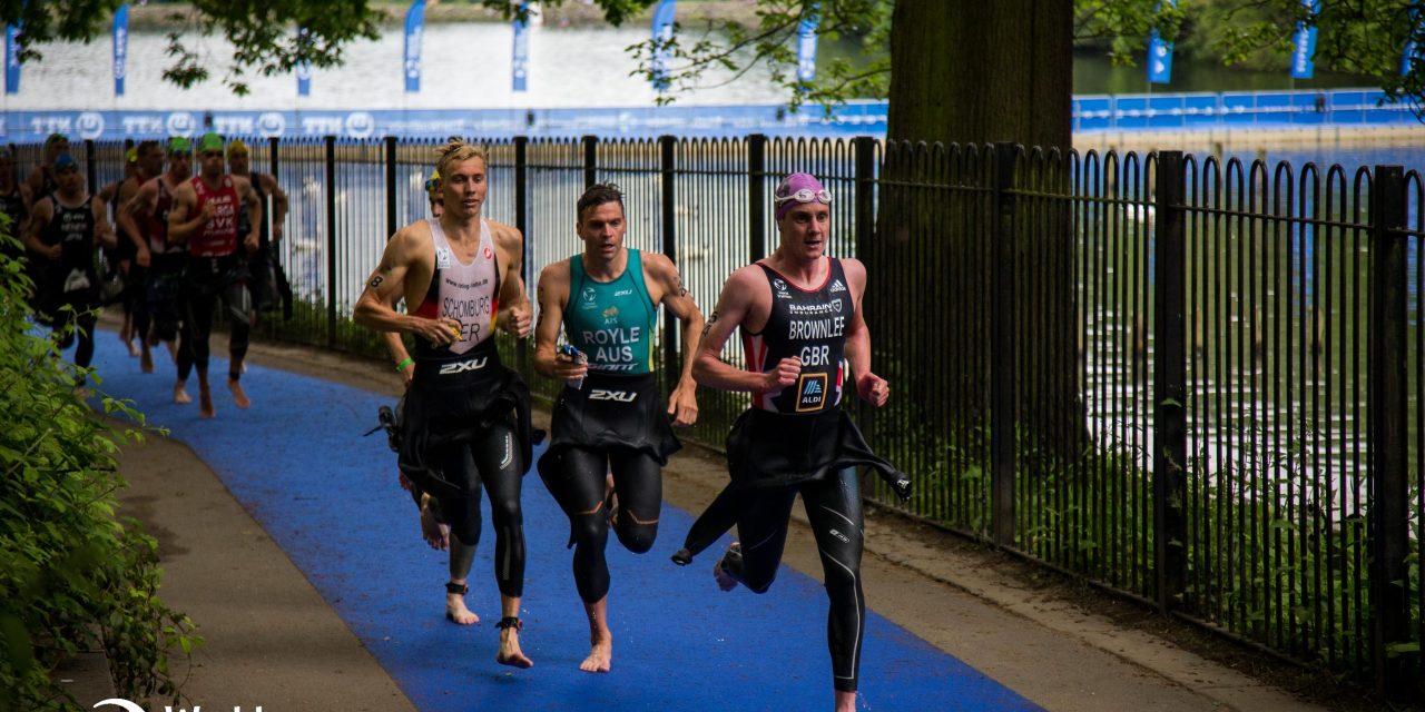 Habrá nuevo campeón olímpico de triatlón tras desastre de Alistair Brownlee en Leeds