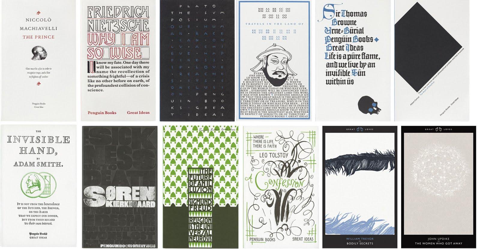 Penguin Classics Great Ideas