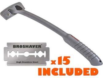 BRO SHAVER Back Hair Shaver