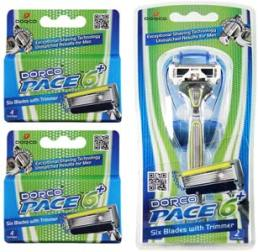 Dorco Pace 6 Pro- Six Blade Razor