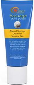 Natural Shaving Cream for Sensitive Skin