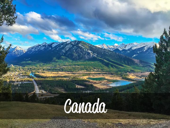Trimm Travels: Canada