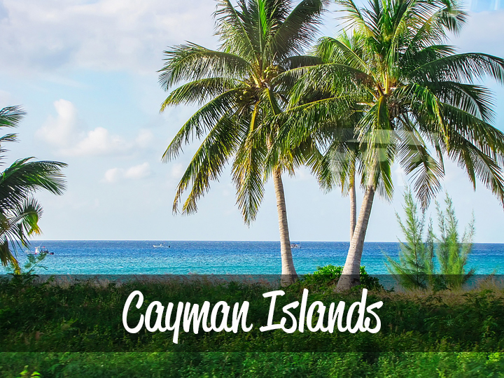Trimm Travels: Cayman Islands