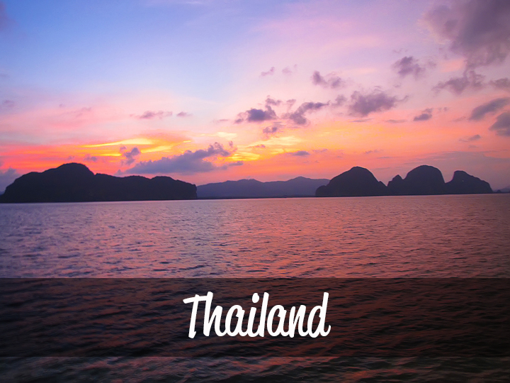 Trimm Travels: Thailand