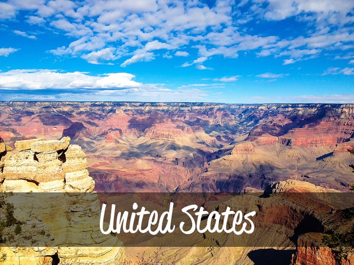 Trimm Travels: United States