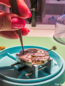 Watchmaking with Bucherer Geneva
