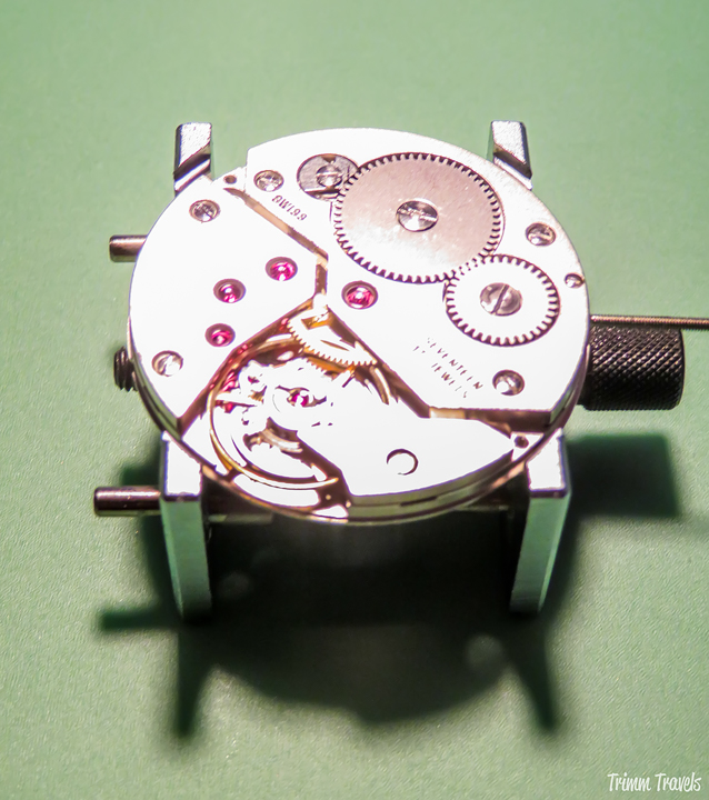 Watchmaking with Bucherer Geneva