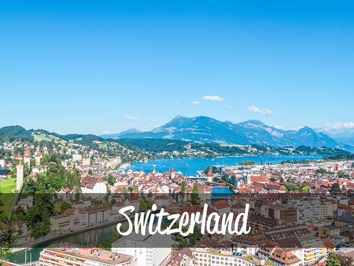 Trimm Travels: Switzerland