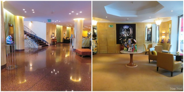 Le Richemond Hotel Lobby
