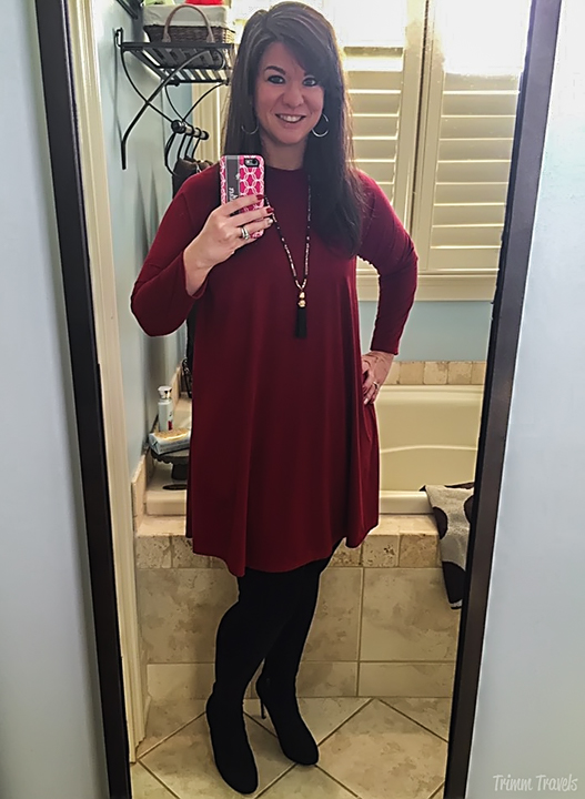 Holiday Favorites Party Dress
