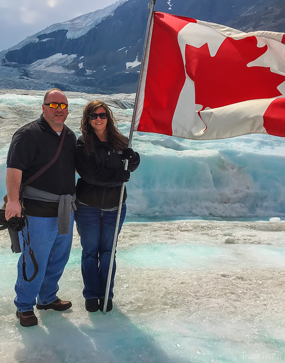 How to see Icefields Parkway Athabasca Glacier Alberta Canada