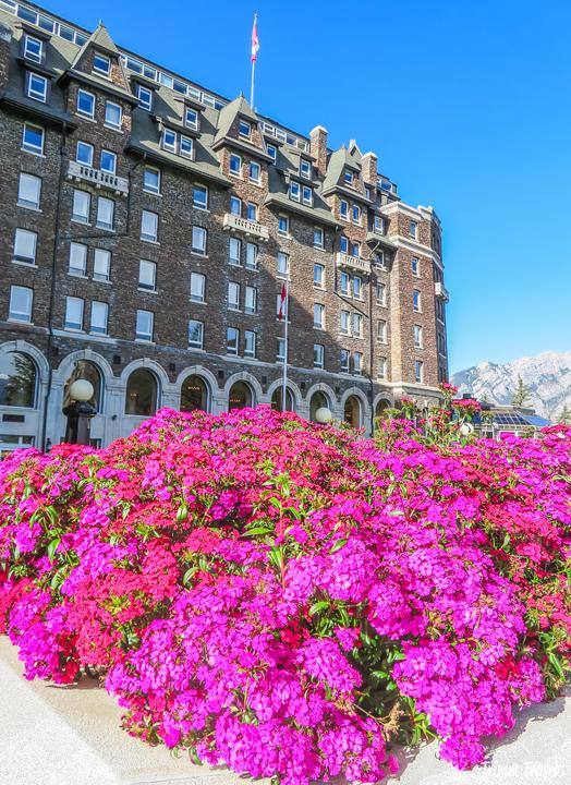 Best Hotel Banff Canada