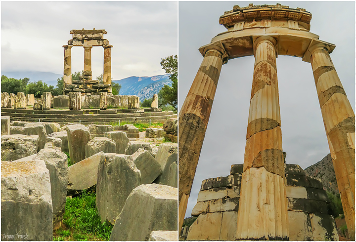 what to see and do delphi parga greece