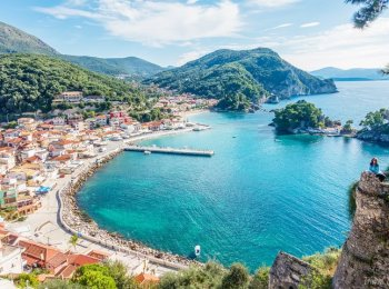 Discovering Greece: Delphi to Parga