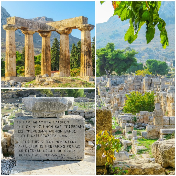 best things to see from athens to olympia greece
