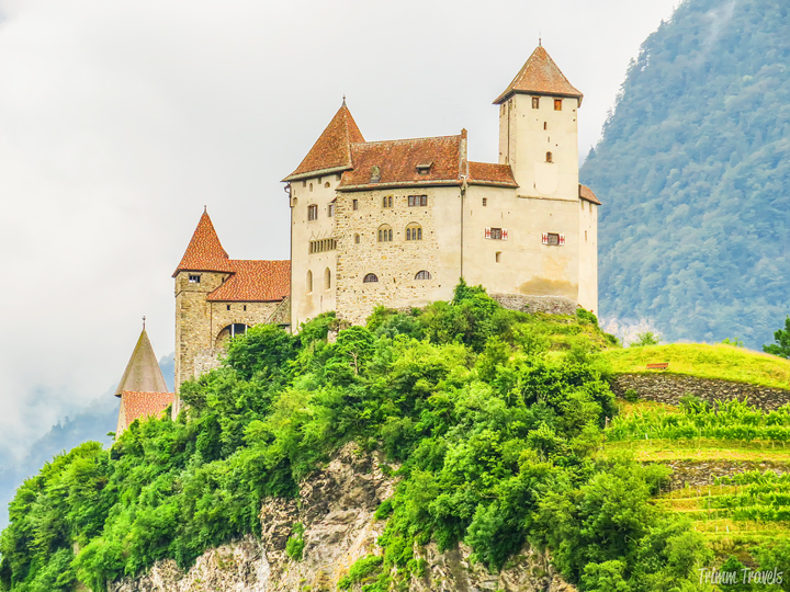 Liechtenstein Trimm Travels First Year Birthday Blogversary