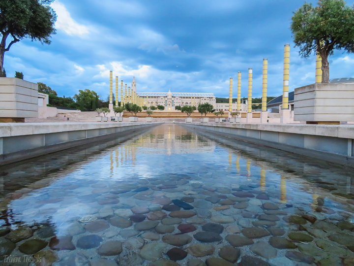 Olympic Park Best Places to See First Time Visitor Barcelona Spain