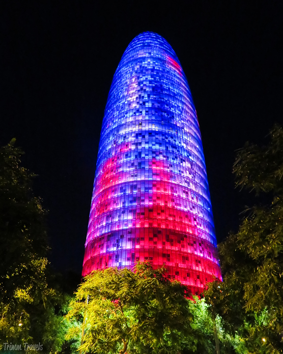 Torre Glòries Best Places to See First Time Visitor Barcelona Spain