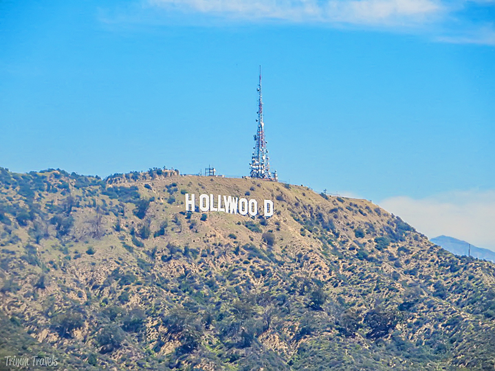 Hollywood Sign Los Angeles California