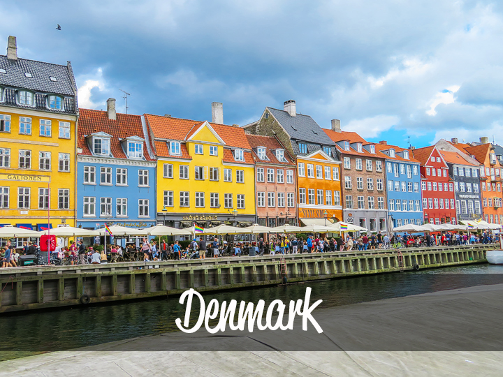 Trimm Travels: Denmark
