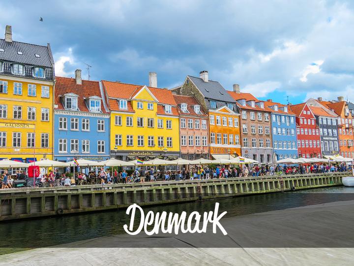 Trimm Travels: Denmark