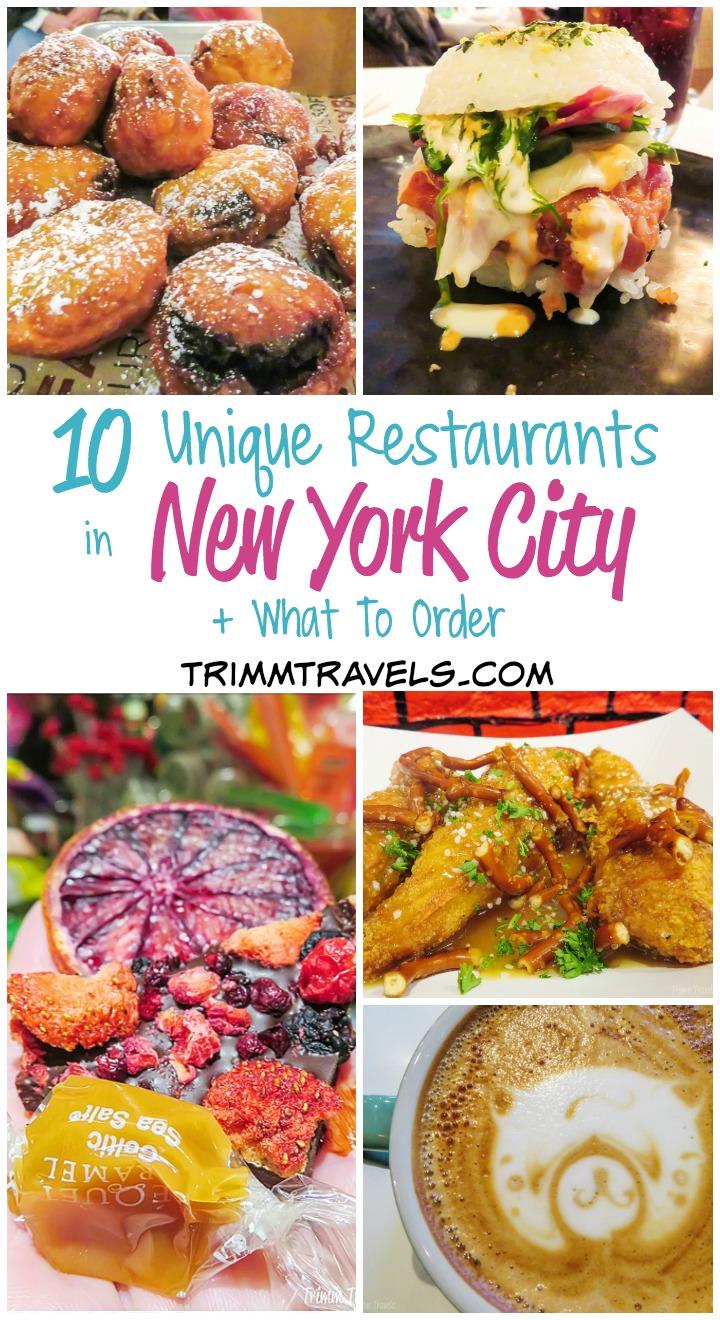 Pinterest title pin New York City