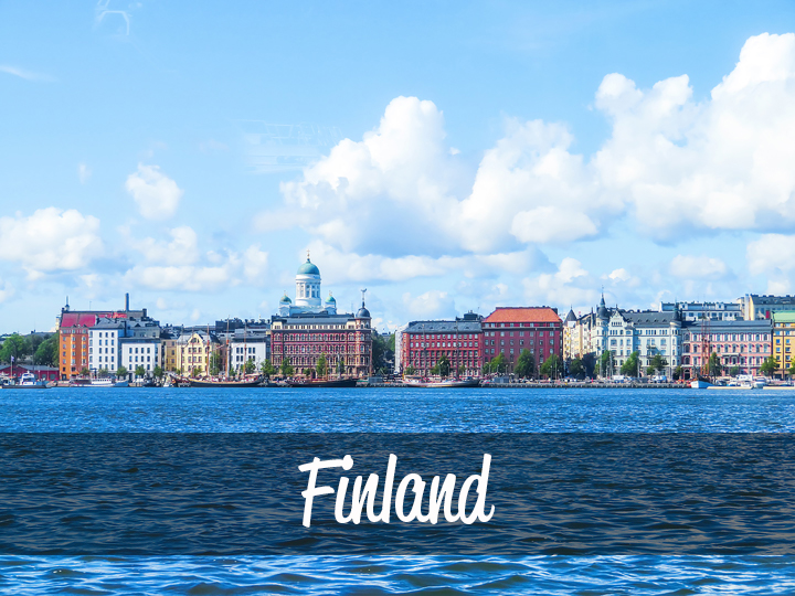 Trimm Travels: Finland
