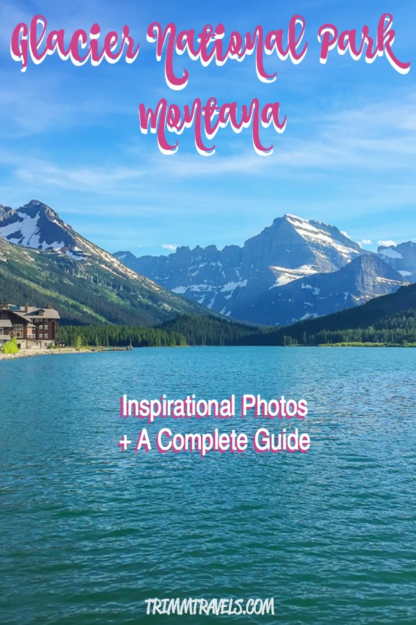 "Find out why I call Glacier National Park a ""national park darkhorse"" and why I feel it is underrated. Check out my inspirational photos and great guide! #glaciernationalpark #gnp #nationalpark #nps #park #montana #usa #guide #travelguide #traveltips #wildlife"