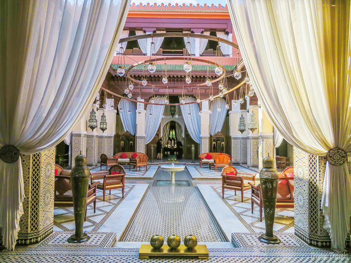 If you're looking for that dream hotel to celebrate a special event or just to pamper yourself, the Royal Mansour is the best luxury hotel in Marrakech! #royalmansour #hotel #hotels #accommodations #riad #marrakech #marrakesh #morocco #africa #luxury #travel #destinations