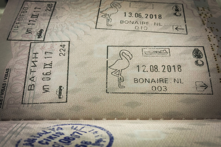 Coolest Passport Stamps From Travel Bloggers Around the World