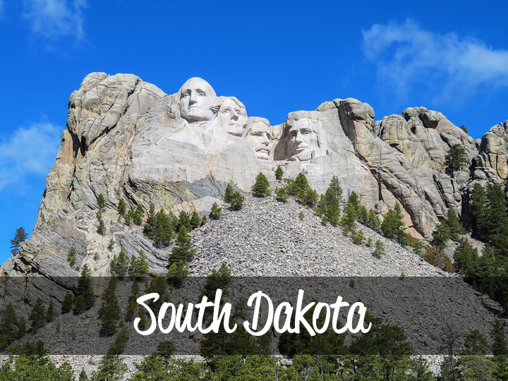 Trimm Travels: South Dakota