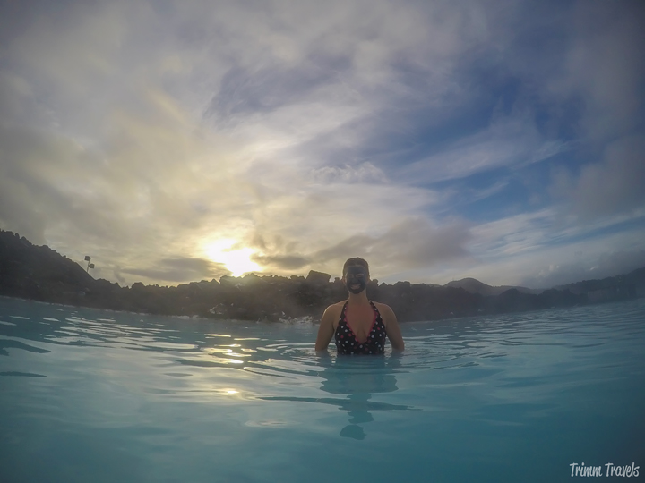 Should you or shouldn't you? Find out how I did my own Blue Lagoon tour on a day trip from Reykjavik and why I absolutely loved Iceland's most famous spa! #bluelagoon #iceland #daytrip #reykjavik #spa #europe #travel #destinations