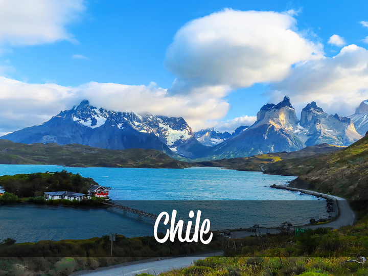 Trimm Travels: Chile