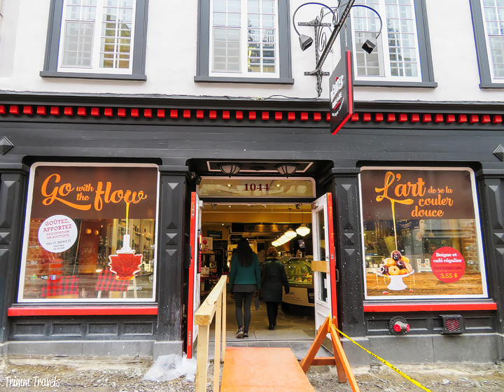 Time to get your foodie on and believe me, these Quebec City restaurants will amaze you! Poutine, maple syrup pie, wine and more. Create your own food tour! #quebeccity #quebec #canada #food #foodie #restaurants #wheretoeat #foodtour #travel #destinations