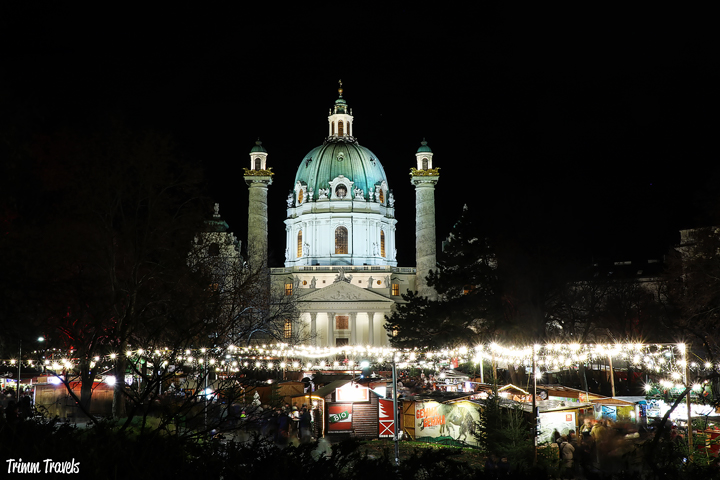 I highly recommend the Vienna Christmas markets if you're looking for a fantastic European holiday experience. It's especially great for first-timers! #vienna #wien #austria #christmas #markets #holiday #europe #travel
