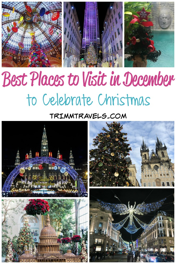 best places to visit in december to celebrate christmas