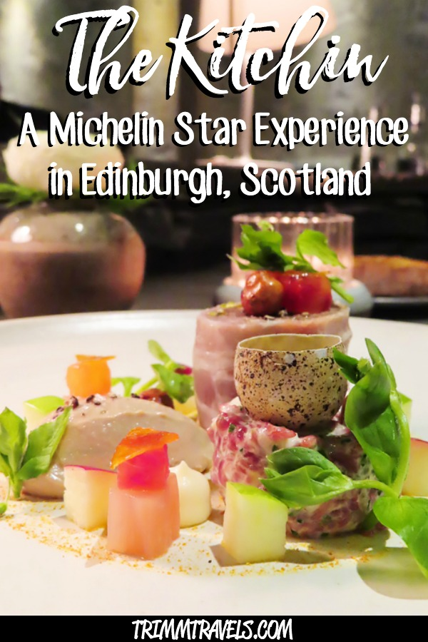 Fine dining at its best. I highly recommend The Kitchin if you are visiting the UK. The Kitchin Edinburgh, Scotland is a brilliant Michelin star experience! #thekitchin #finedining #food #foodie #restaurants #michelinstar #edinburgh #scotland #europe #wheretoeat