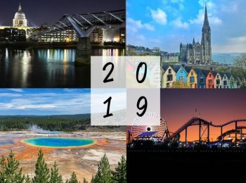 I can't believe how fast this year went by! Hopefully, I can inspire your future travels in 2020 and beyond with these highlights of my Roundup Review 2019! #roundup #northamerica #destinations #travel #europe #asia #southamerica #trimmtravels #nyc #usa