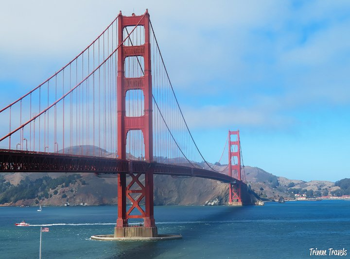 Even if you don't have much time, 3 days in San Francisco is long enough to experience this iconic city. It makes the perfect fall getaway! #sanfrancisco #sanfran #sf #california #fall #autumn #getaway #weekend #usa #travel #destinations